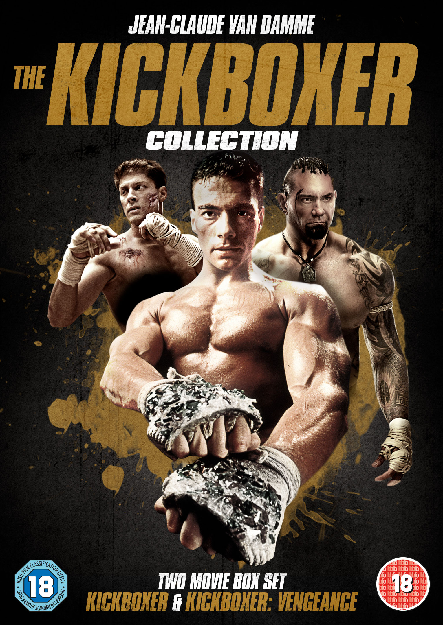 kickboxer vengeance special edition info manlymovie. Black Bedroom Furniture Sets. Home Design Ideas