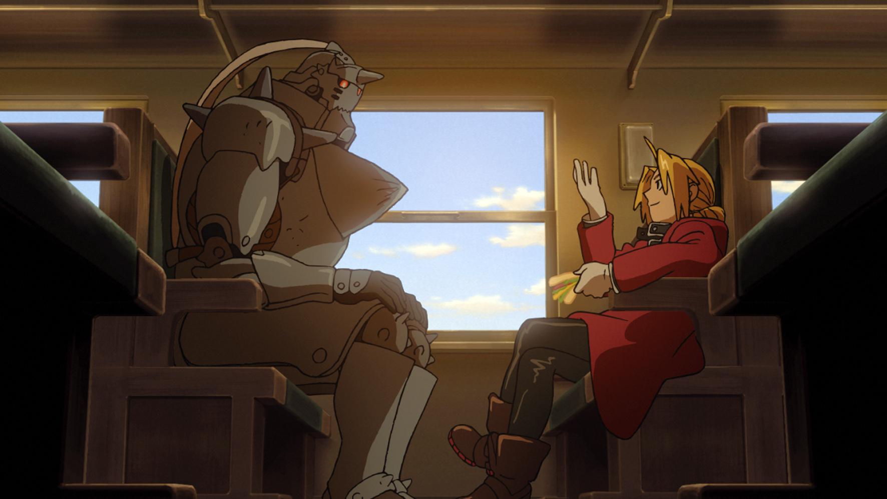 Fullmetal Alchemist Movie 2: The Sacred Star of Milos - Fetch Publicity