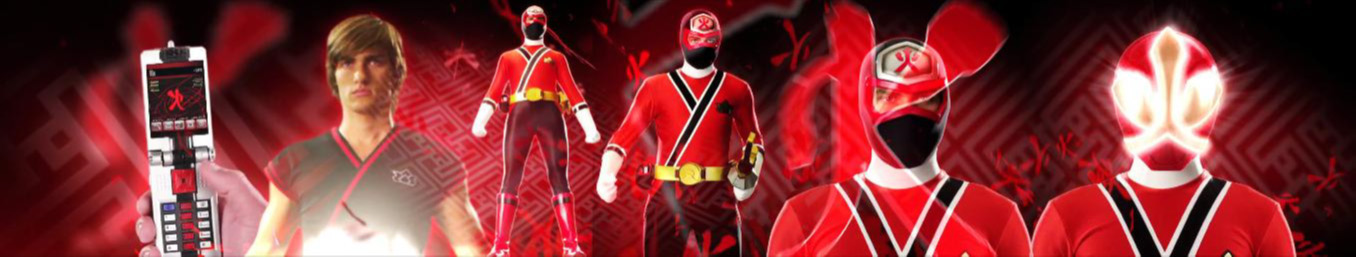 Similiar Red Samurai Ranger Symbol Keywords