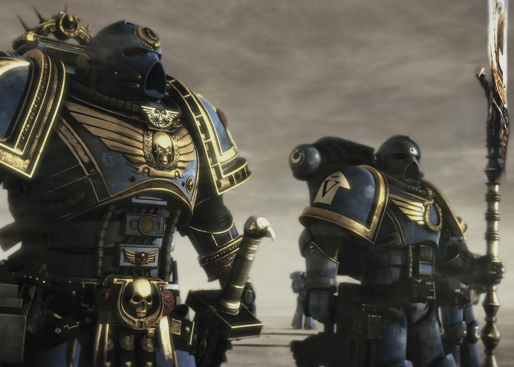 Ultramarines: A Warhammer 40,000 Movie - Fetch Publicity