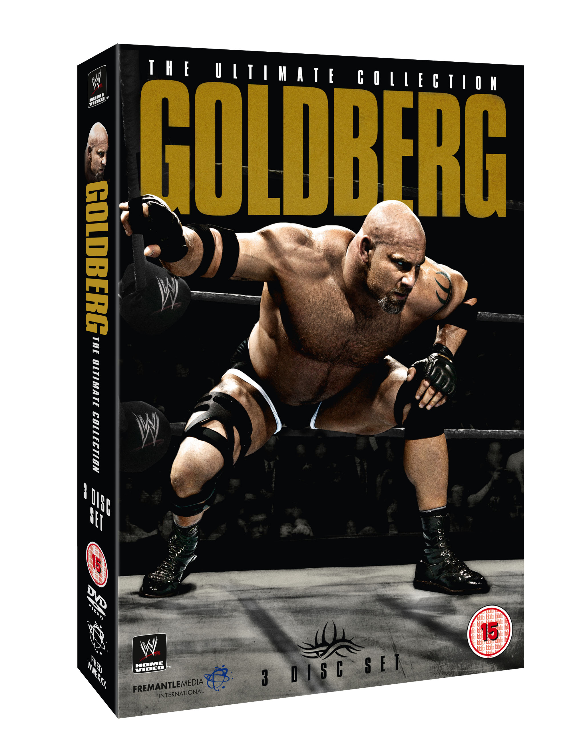 WWE: Goldberg - The Ultimate Collection - Fetch Publicity