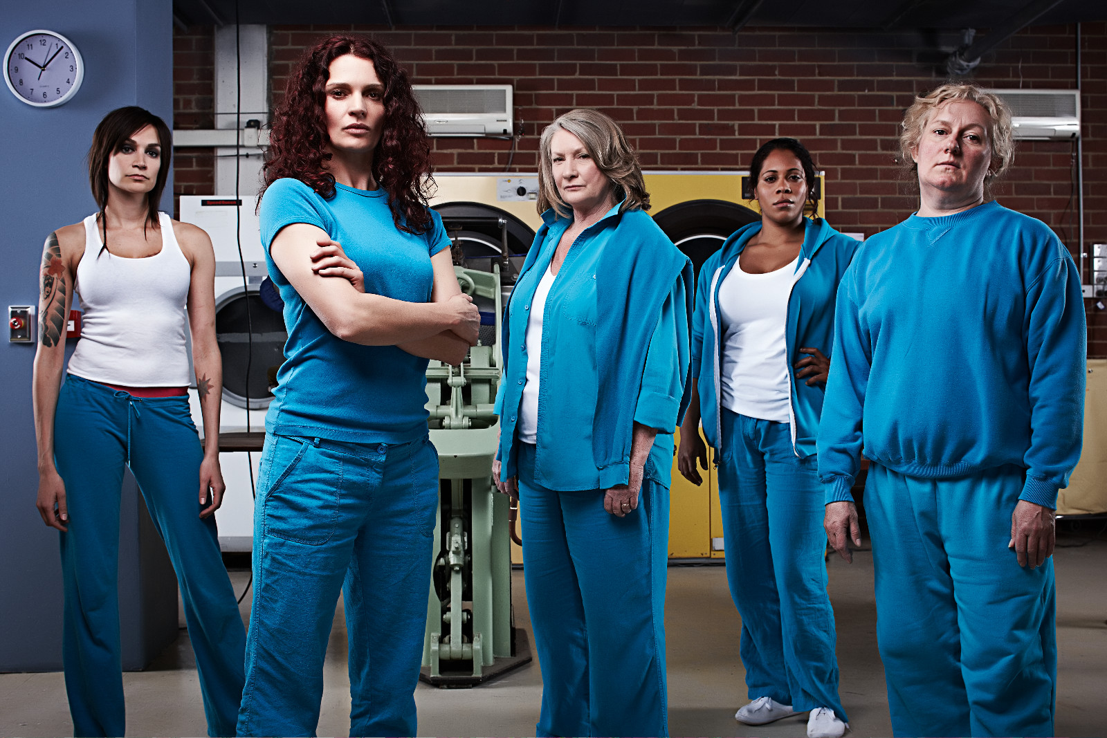 Wentworth 1x03 y 1x04 Espa&ntildeol Disponible