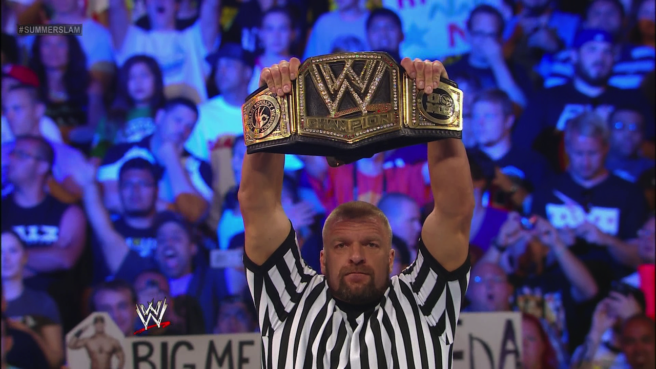 WWE SummerSlam 2013 - Fetch Publicity