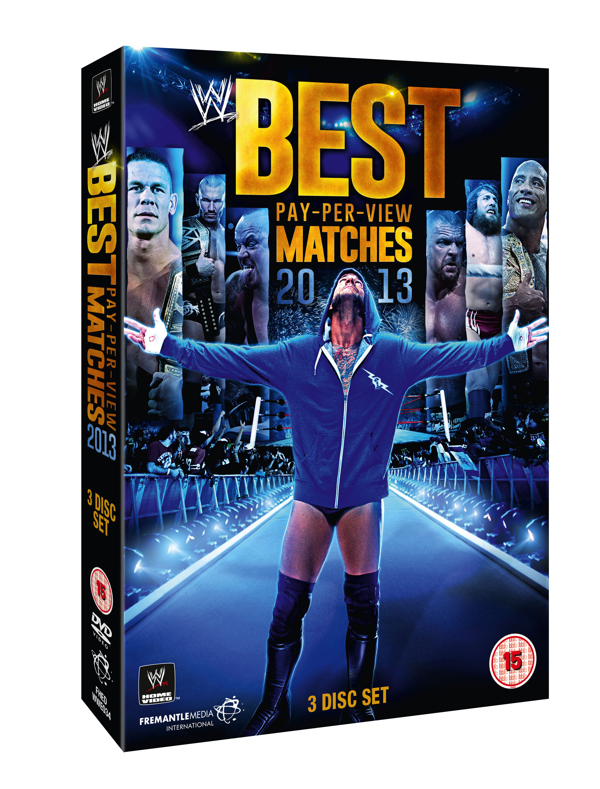 WWE Best PPV Matches 2...