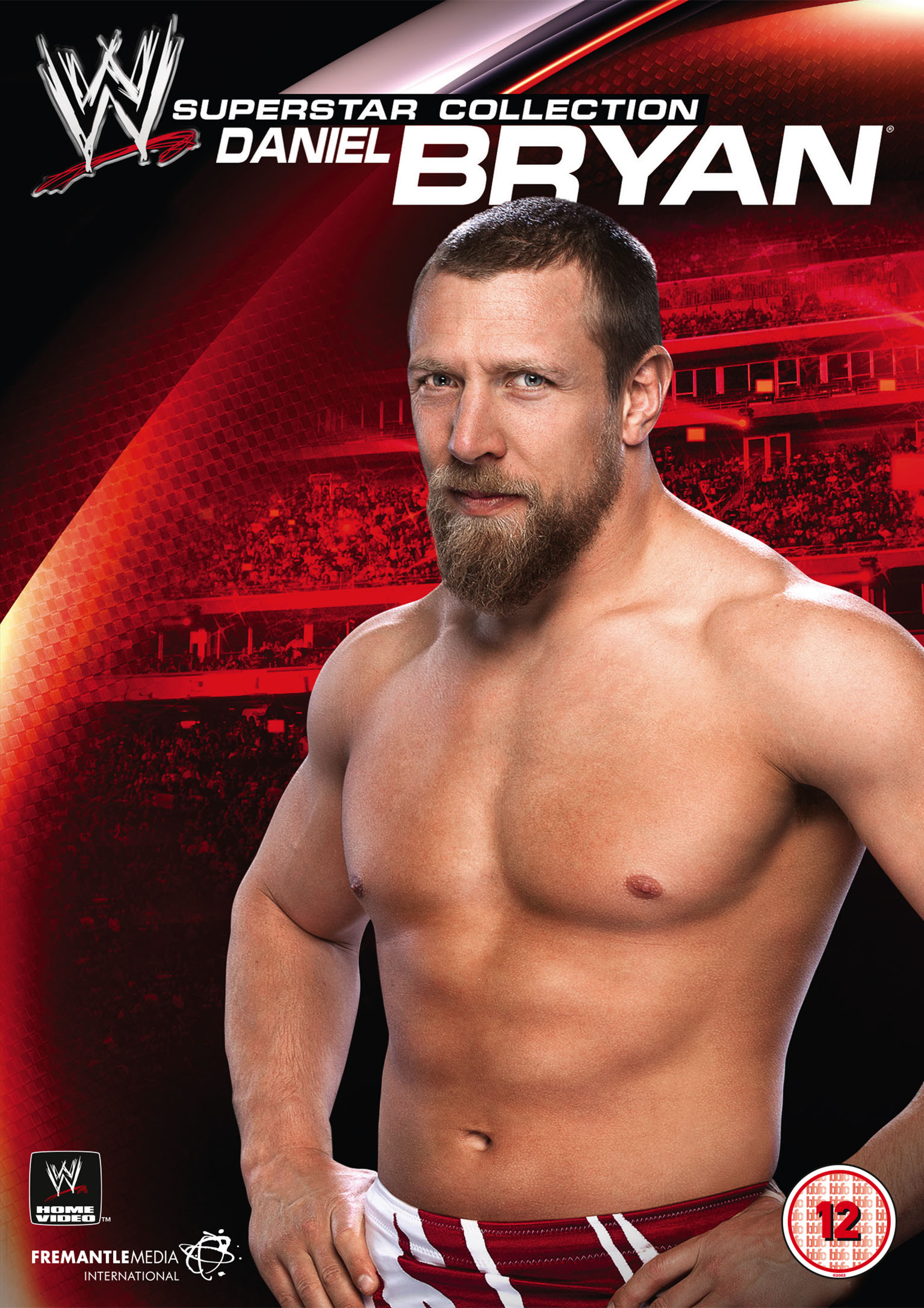 Wwe Superstar Collection Daniel Bryan Fetch Publicity