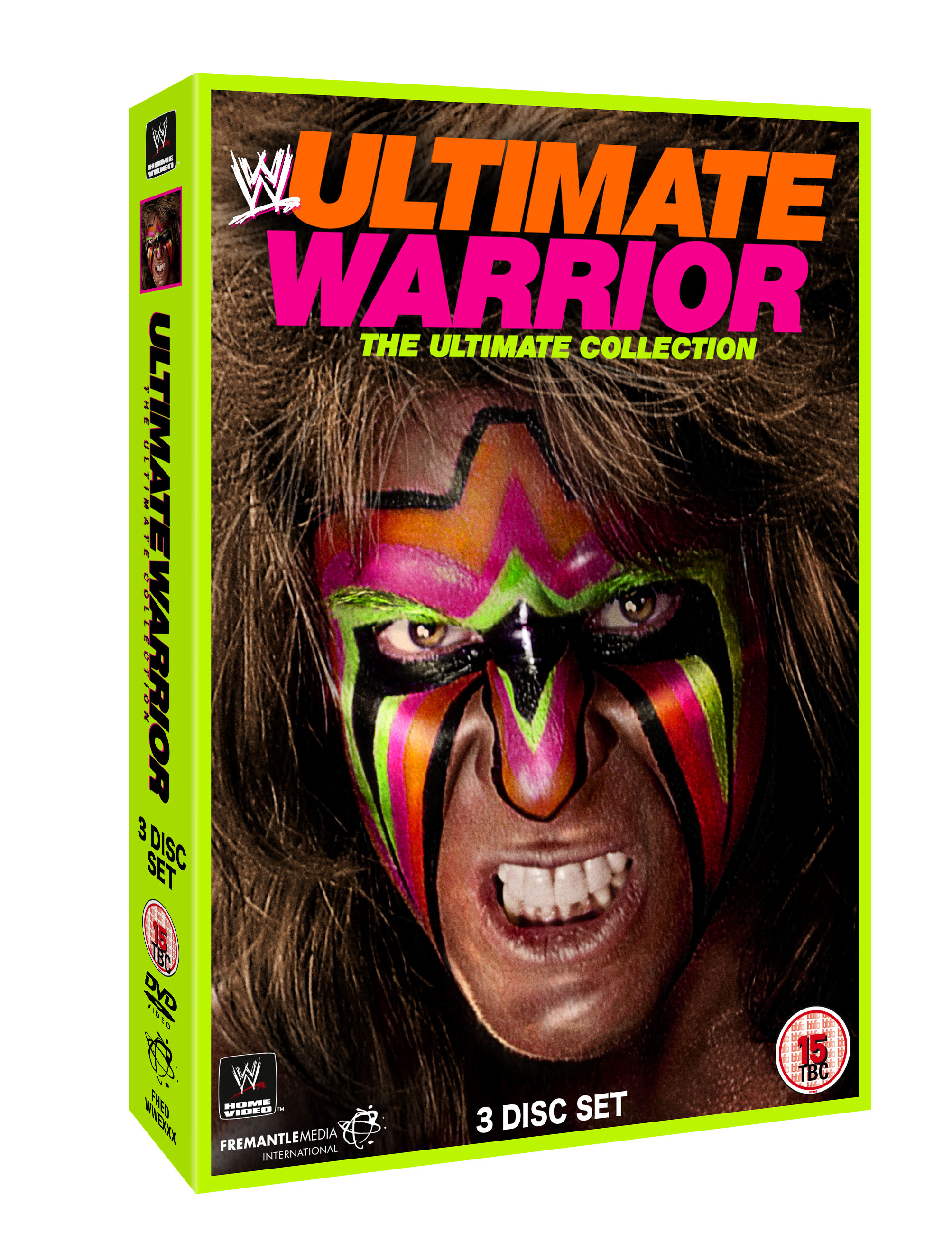 The Ultimate Guide To Paint Brush Types: WWE Ultimate Warrior: The Ultimate Collection