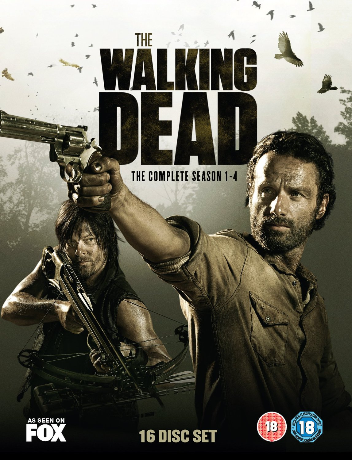 the walking dead the complete fourth season fetch publicity