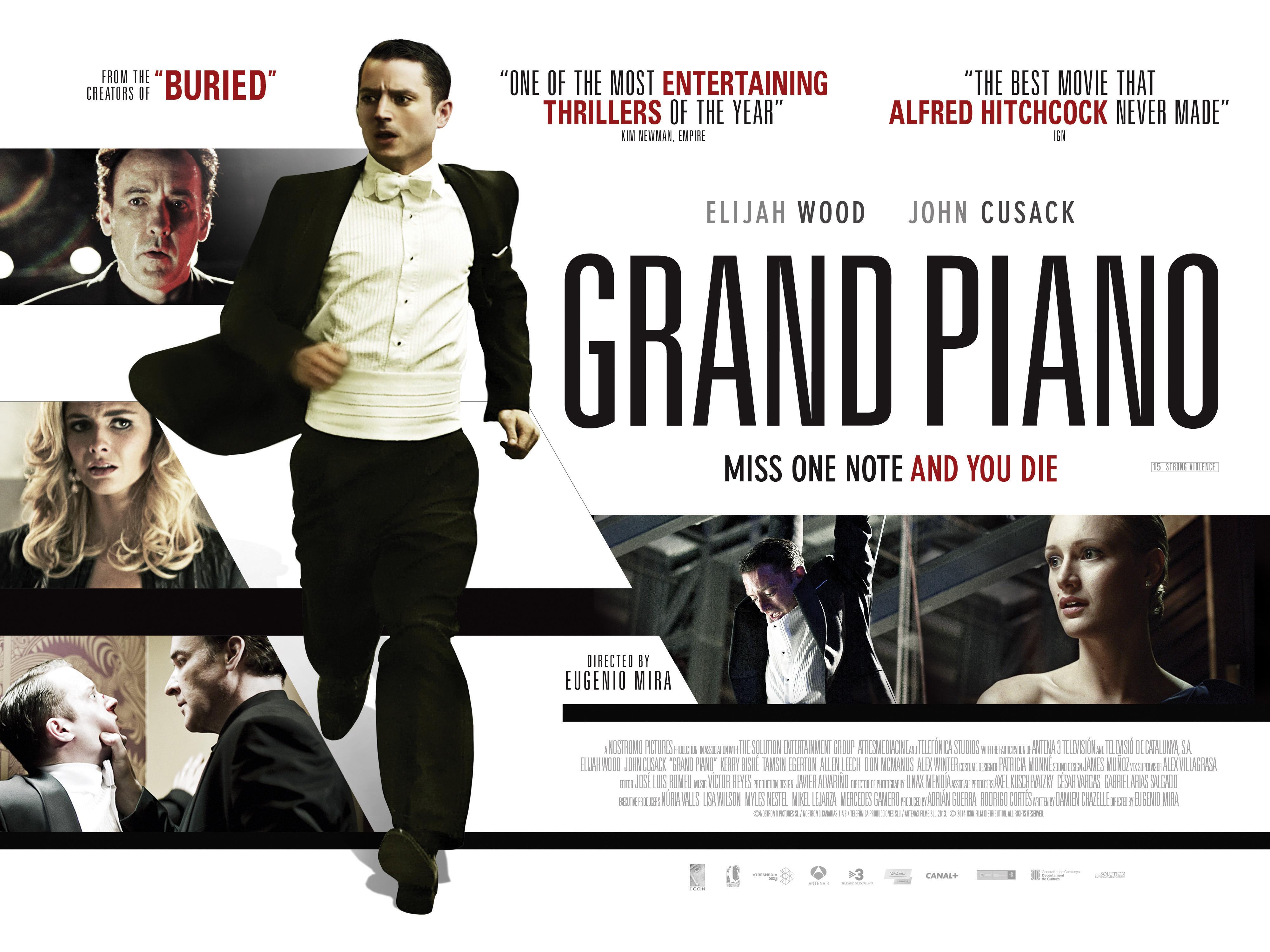 grand piano fetch publicity