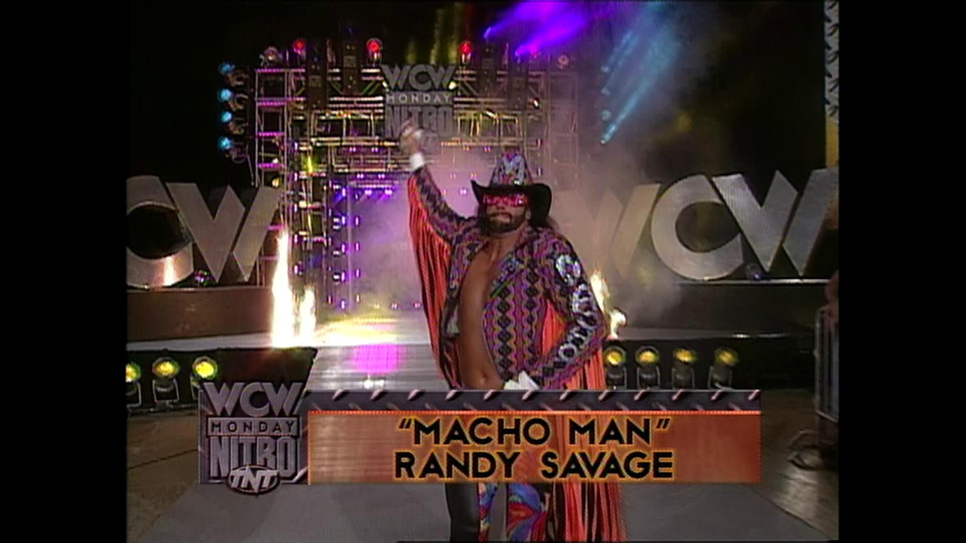 Wwe Macho Man The Randy Savage Story Fetch Publicity