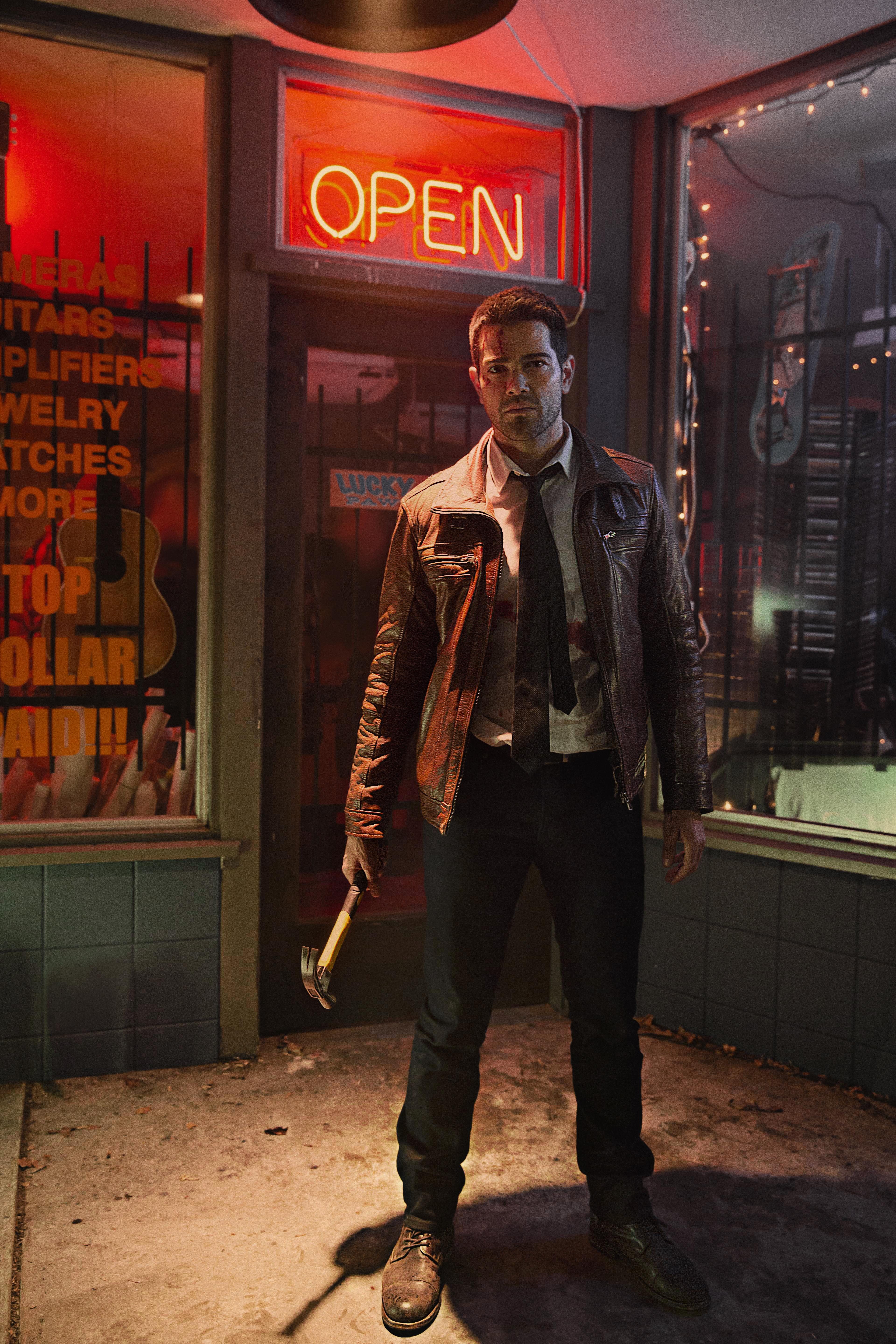 Dead Rising Watchtower Fetch Publicity
