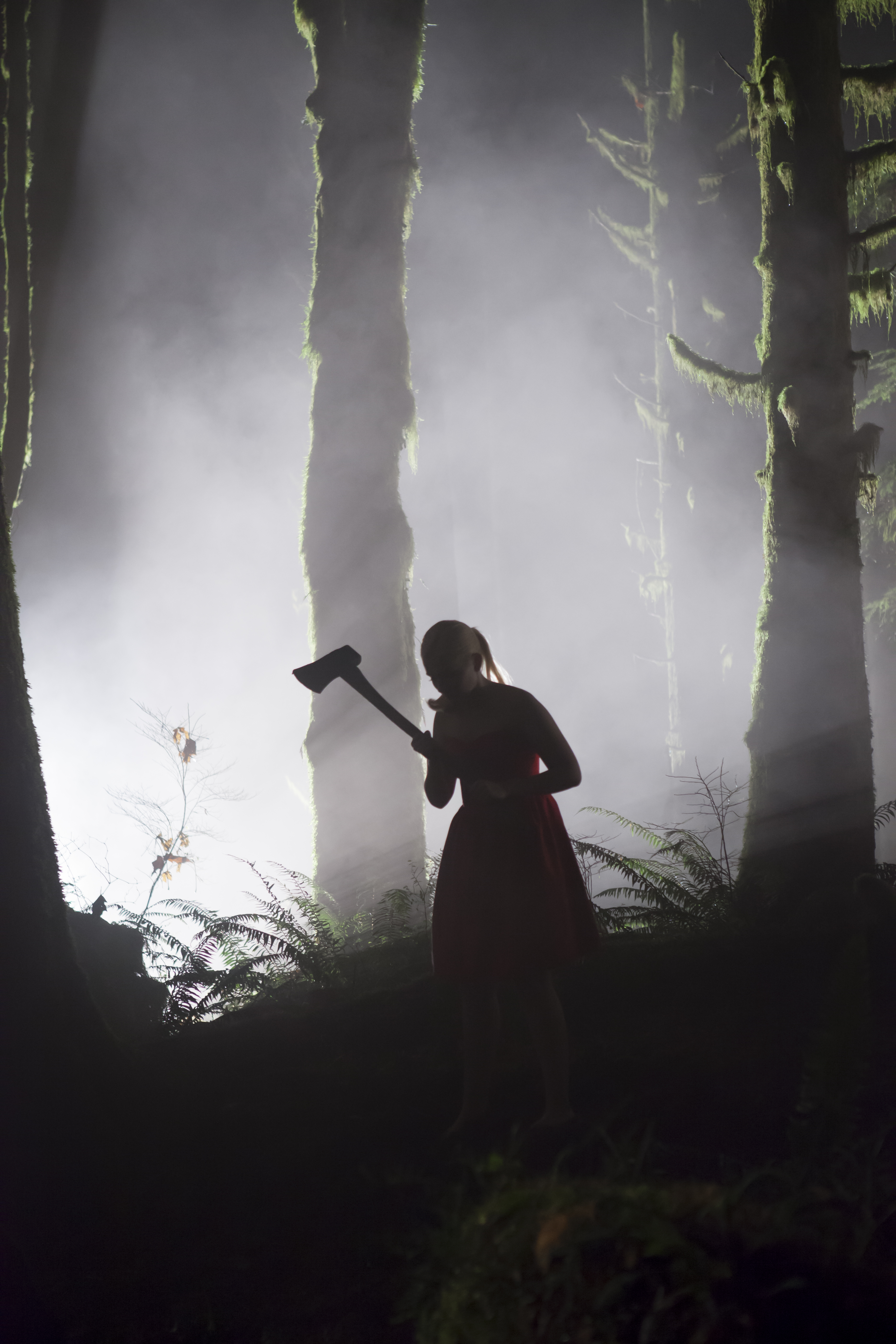 the final girl In the film, loner veronica is new to school, shy and vulnerable, the perfect target for a group of teenage boys who lure girls into the woods to hunt and kill them for sport it's only after.