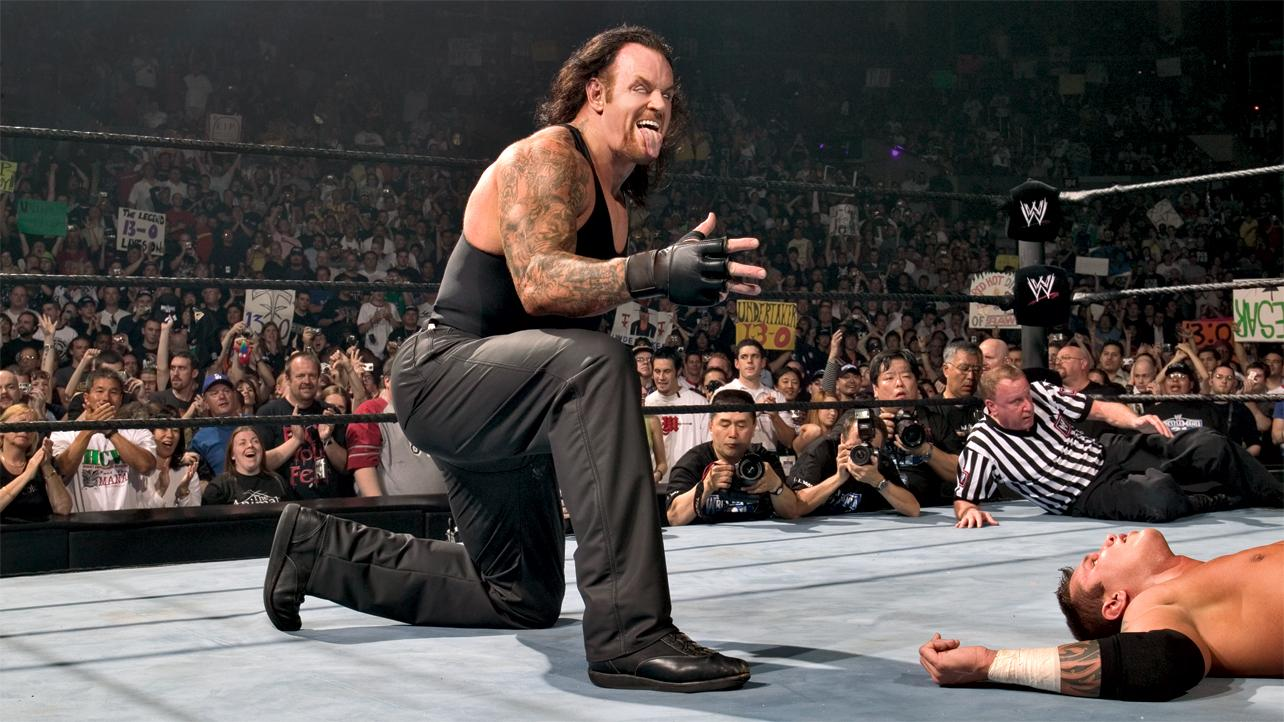 Undertaker - The Streak 21-1: R.I.P Edition - Fetch Publicity
