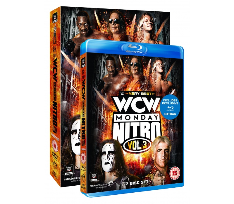 The Very Best of WCW Monday Nitro Vol  3 - Fetch Publicity