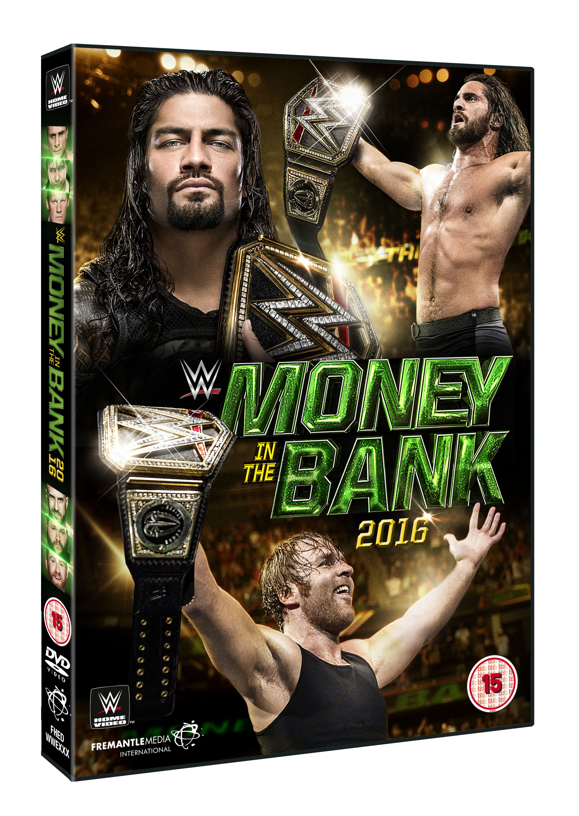 money in the bank - photo #33