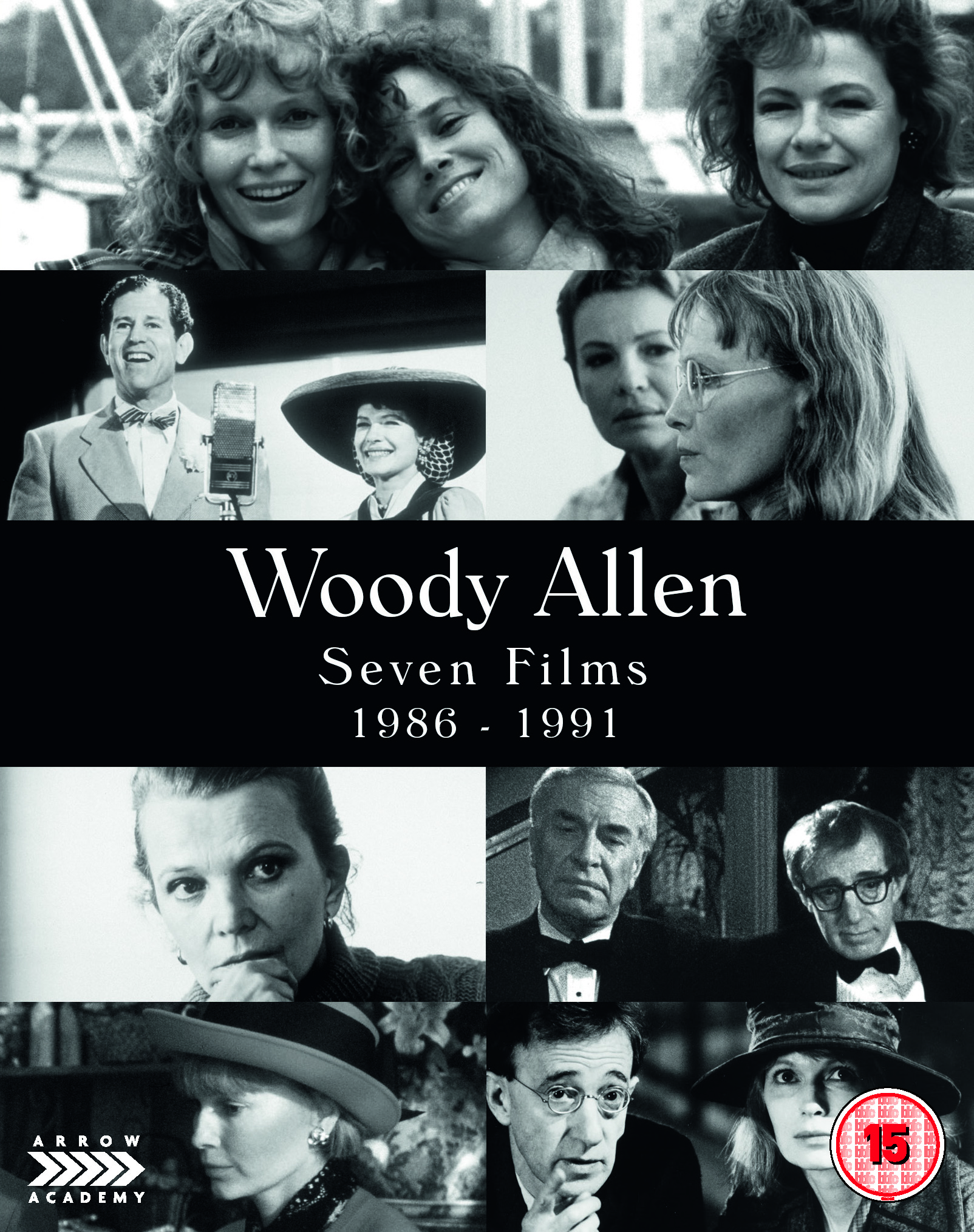 Woody Allen: Seven Films – 1986-1991 - Fetch Publicity