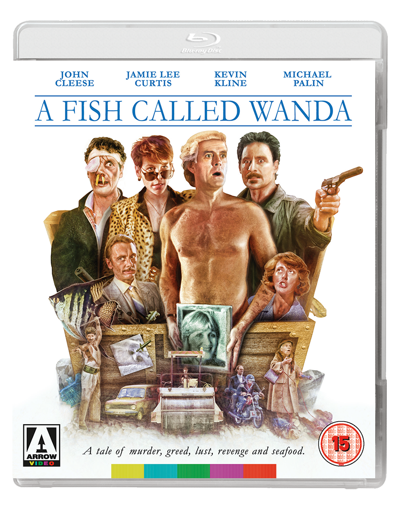 A fish called wanda fetch publicity for Fish called wanda