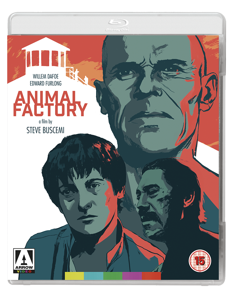 Animal Factory 2D BD Arrow Video November 2017 releases announced