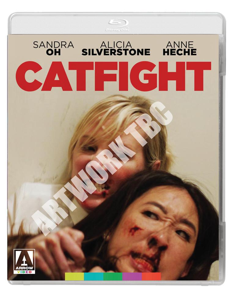 Catfight UK BD 2D temp Arrow Video announce April 2017 releases