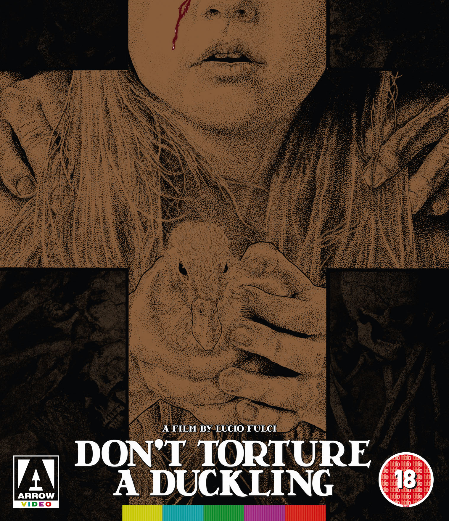 DONT TORTURE DUCKLINGS FLAT rtWFJr6 Arrow announce August 17 releases