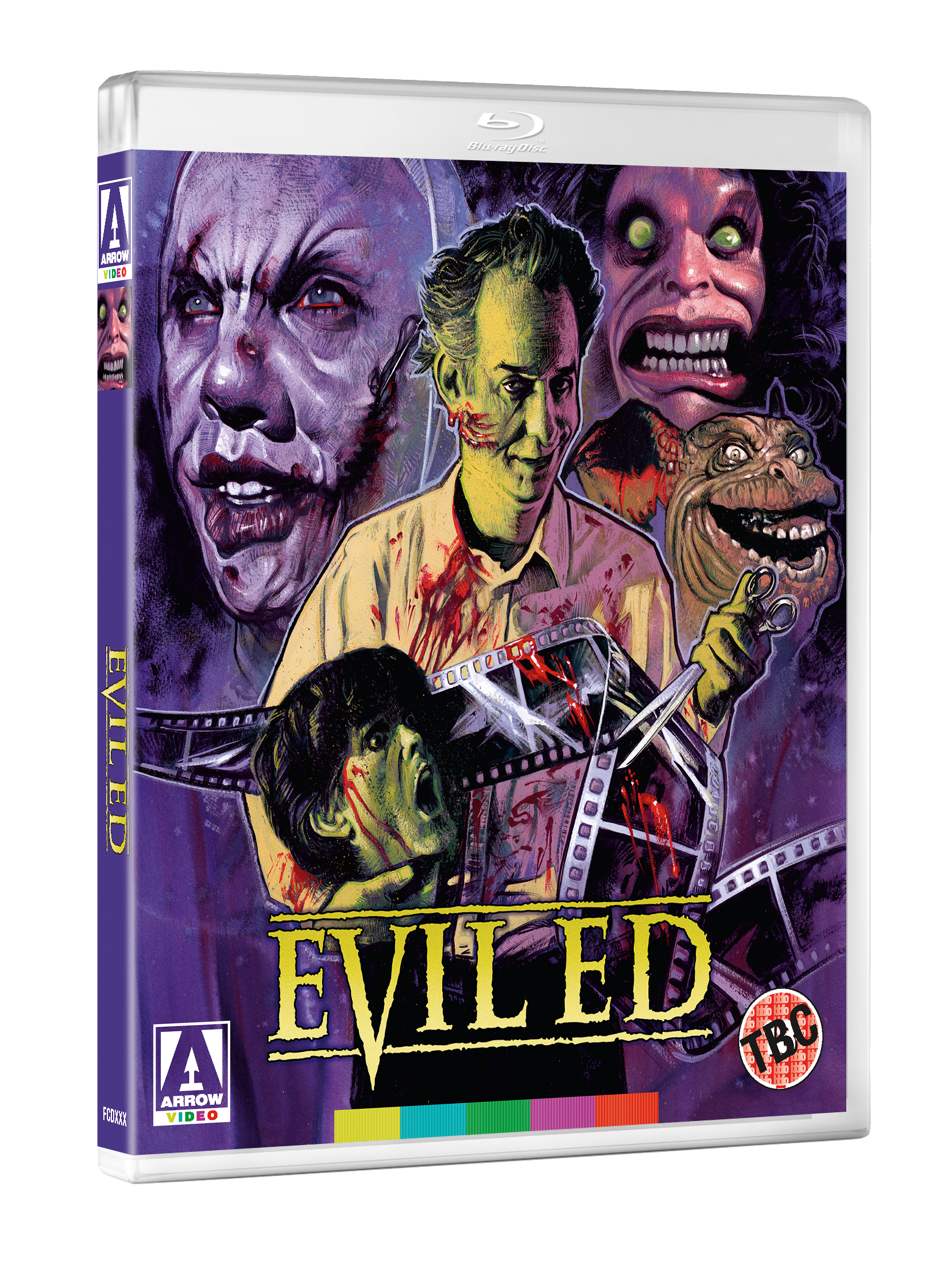 EVIL ED 3D BD UK fAE4ZRF Arrow Video announce May 2017 releases