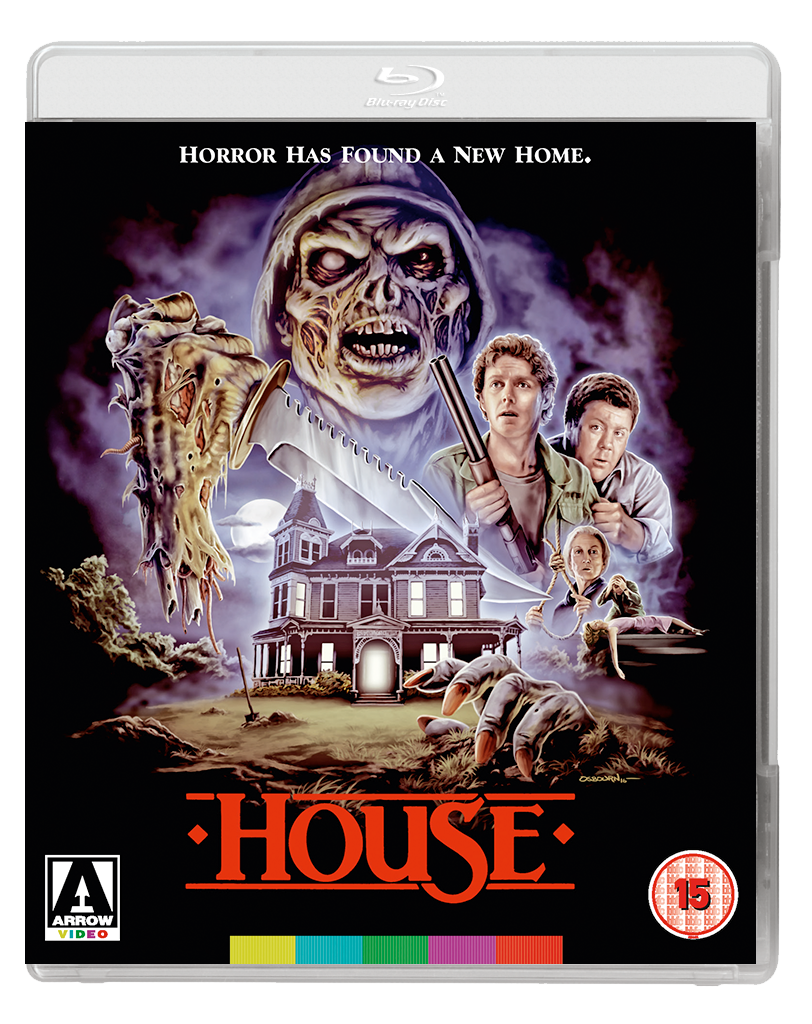 HOUSE 1 UK 2D BD Arrow Video have a scary Christmas lined up