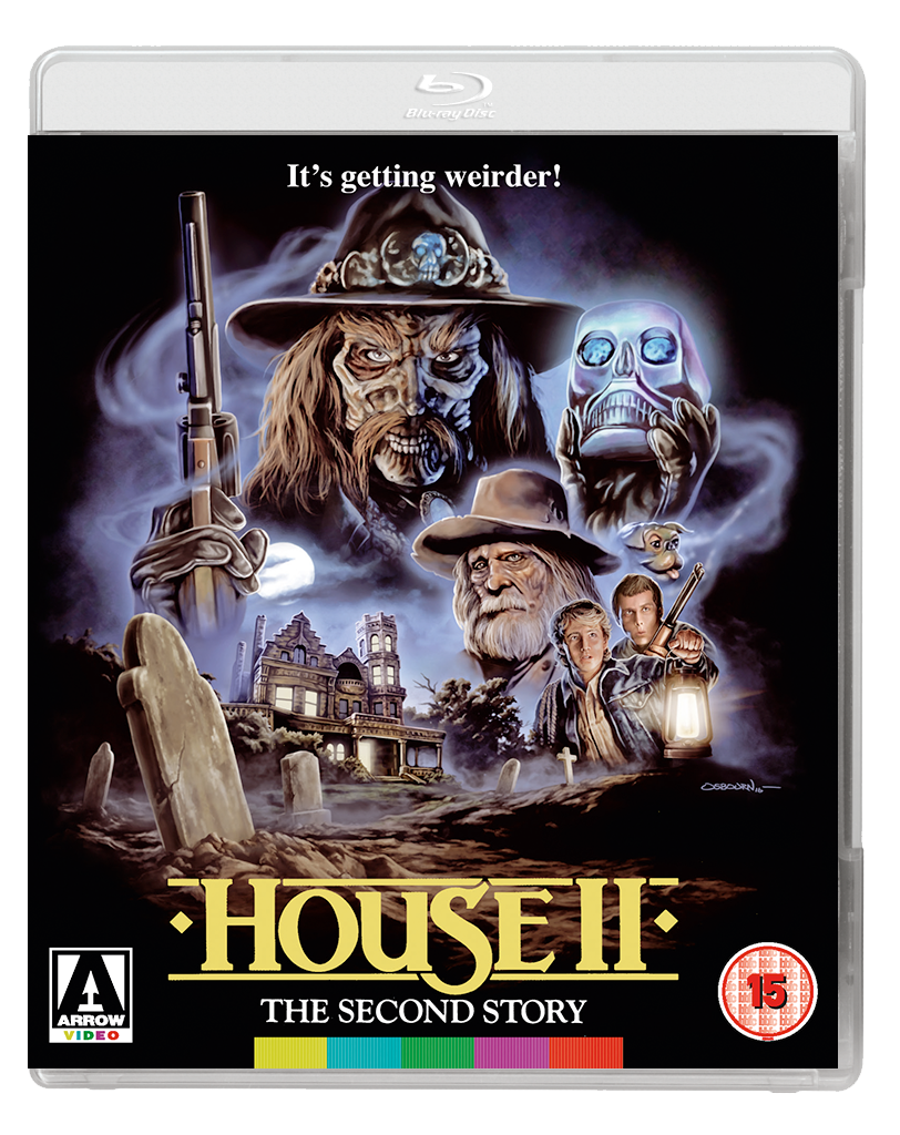 HOUSE 2 UK 2D BD Arrow Video have a scary Christmas lined up