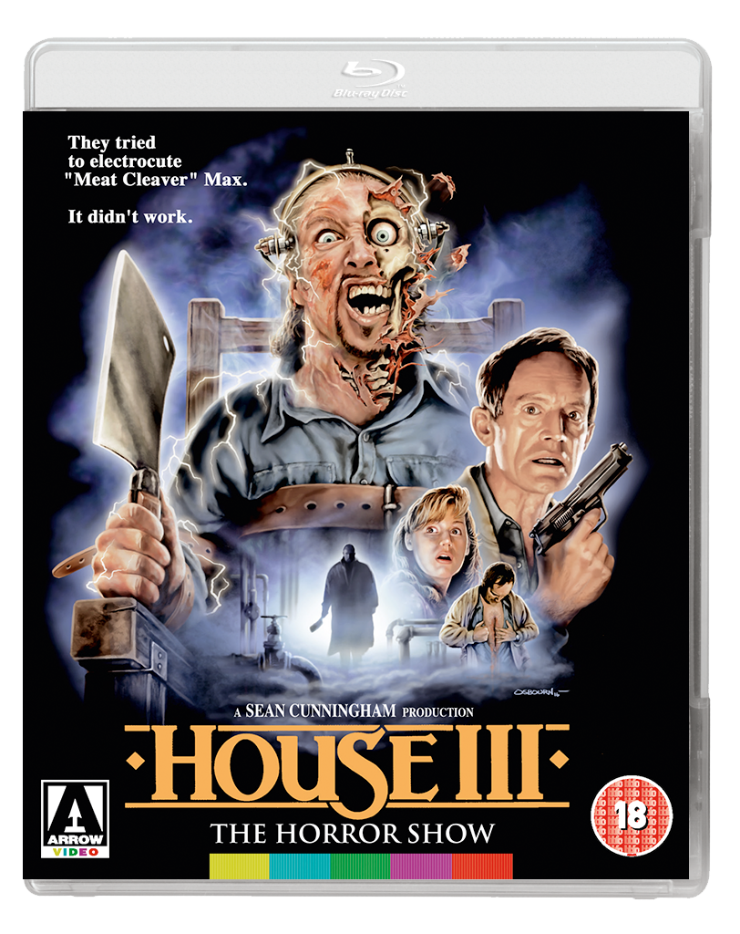 HOUSE 3 UK 2D BD Arrow Video have a scary Christmas lined up
