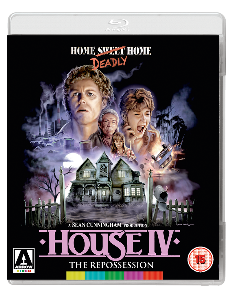 HOUSE 4 UK 2D BD Arrow Video have a scary Christmas lined up