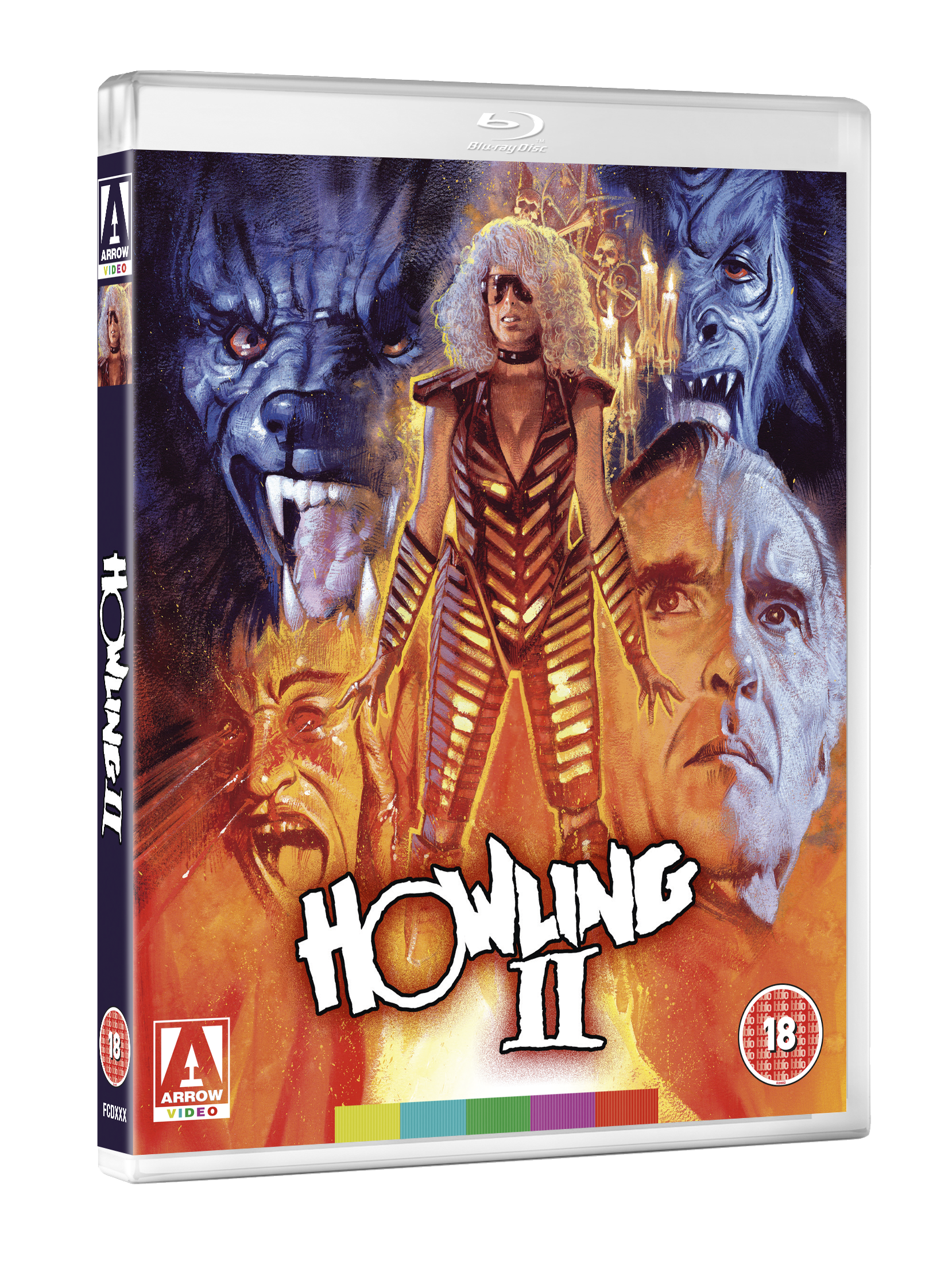 HOWLING 2 3D BD%5B4%5D Arrow Video announce November releases