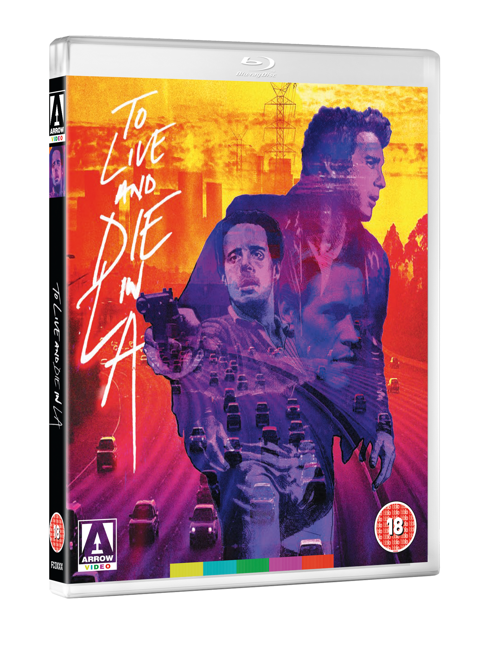 LIVE AND DIE 3D BD Arrow Video announce November releases