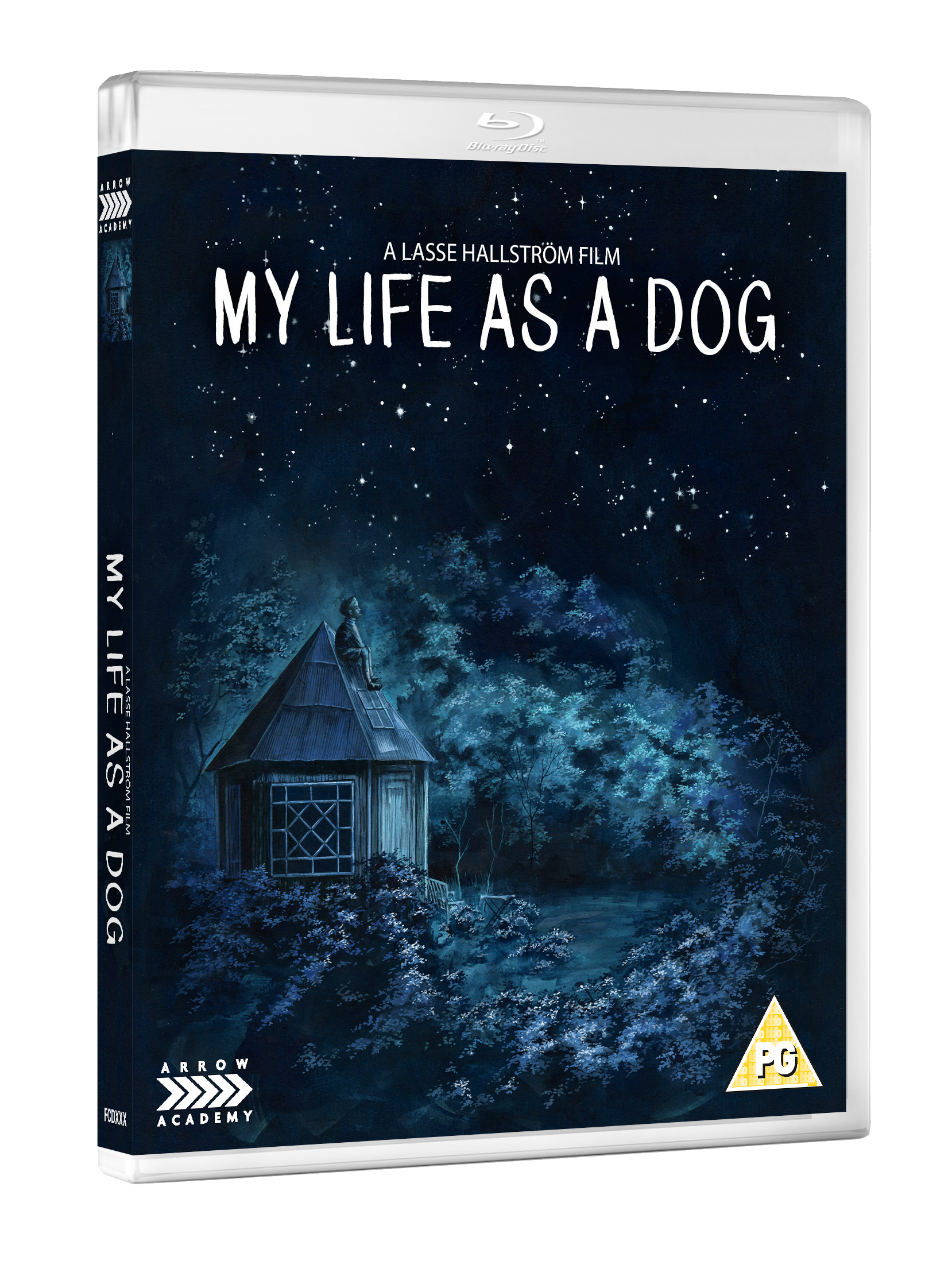 MY LIFE AS A DOG 3D BD%20(1) May 2017 releases by Arrow Academy announced