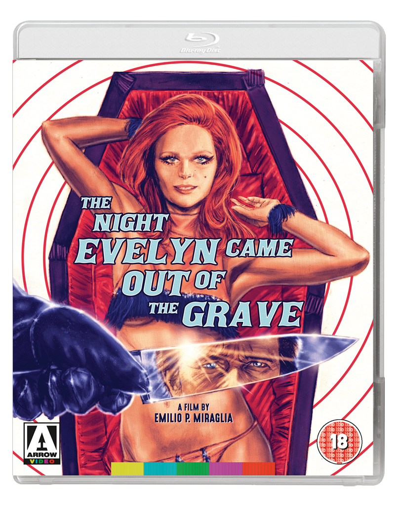 NIGHT OF EVE 2D BD UK Arrow Video announce April 2017 releases