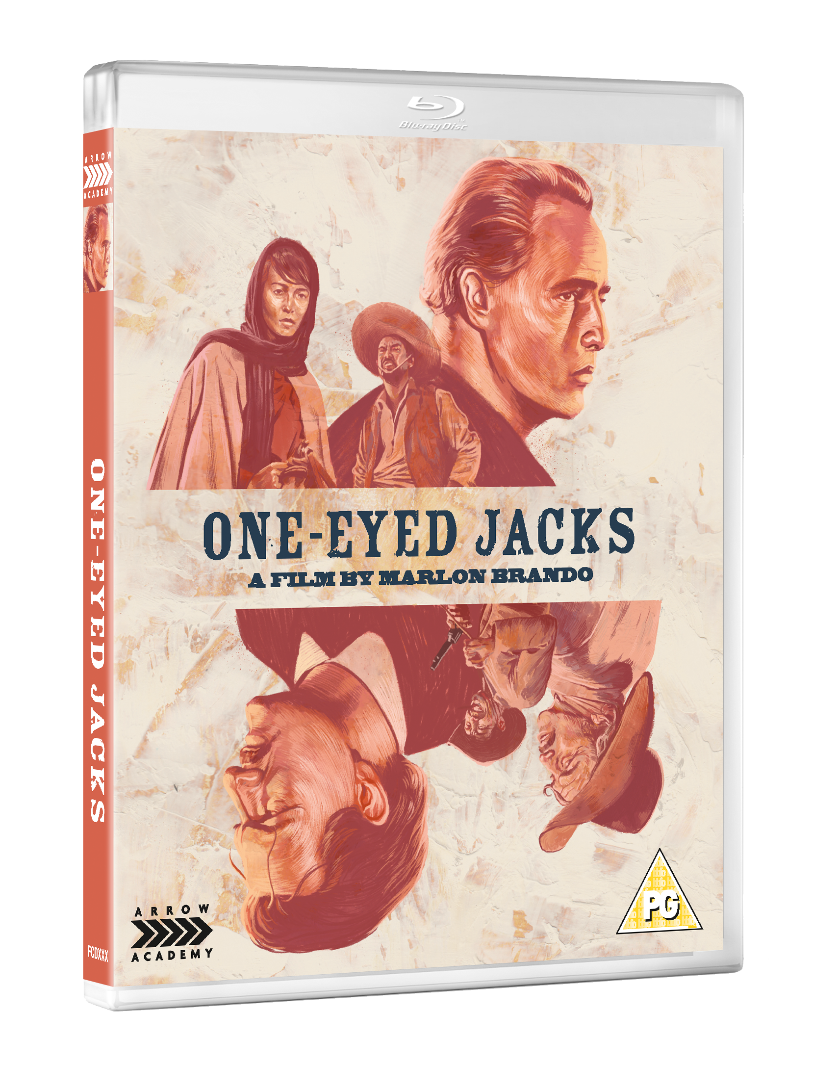 ONE EYED JACK 3D UK BD Arrow Academy June Line Up Announced