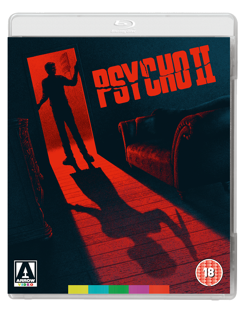 PSYCHO 2 2D BD Arrow Video announce July 2017 releases