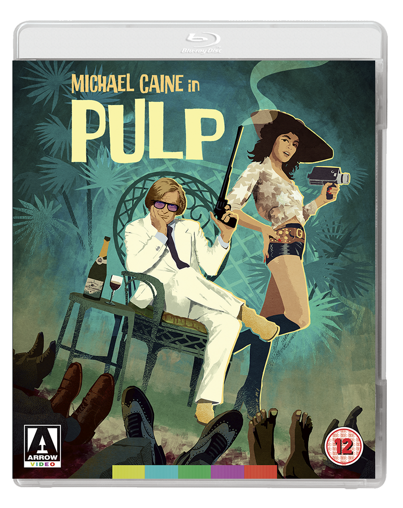PULP 2D BD UK Arrow Video November 2017 releases announced