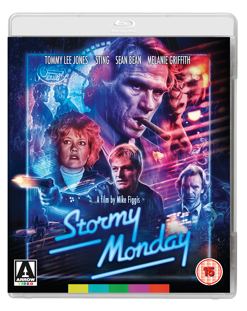 STORMY MONDAY 2D UK BD Arrow Video announce July 2017 releases