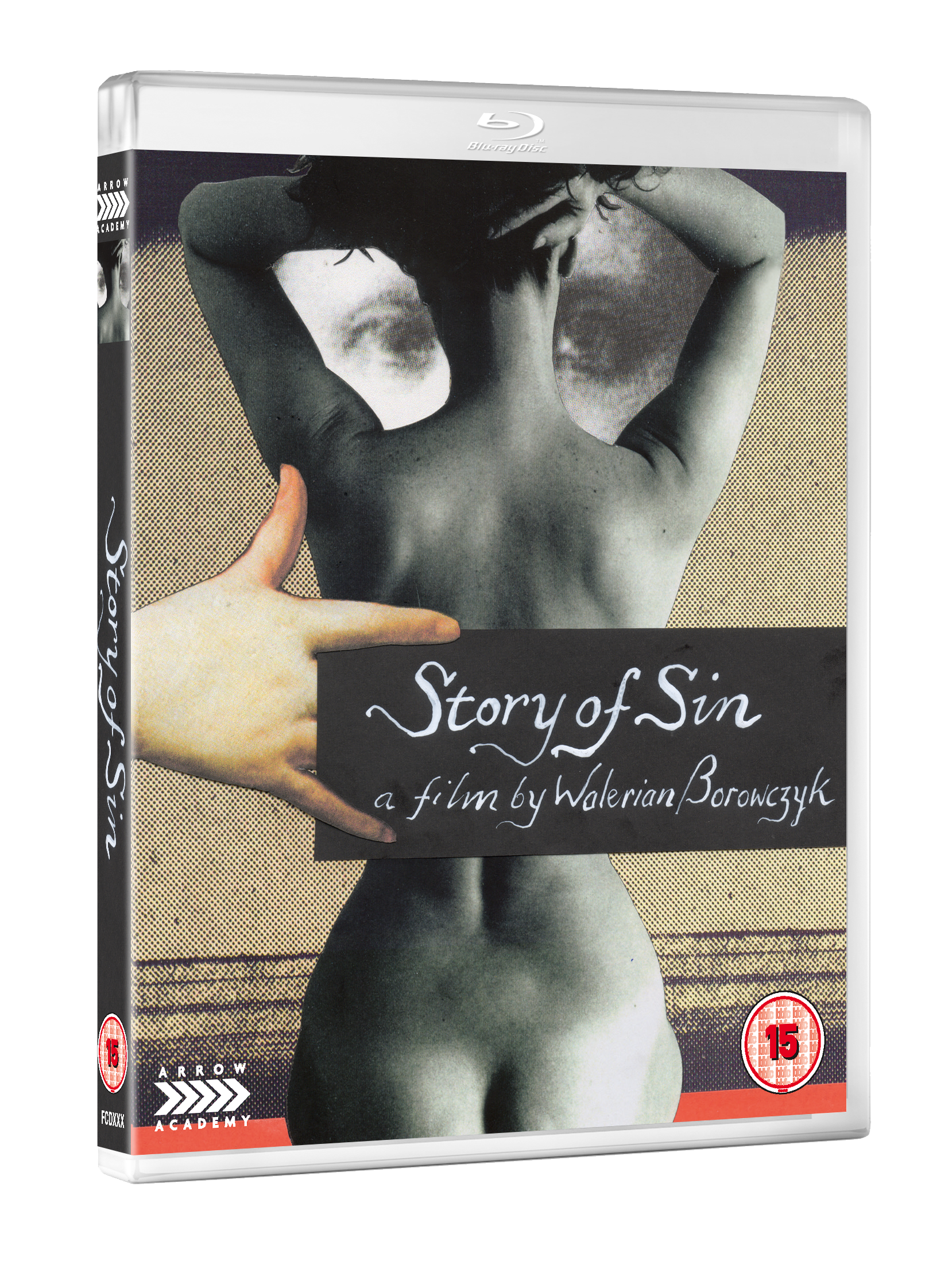 STORY OF SIN UK 3D BD hxXgtL7 Arrow Academy March 2017 releases announced