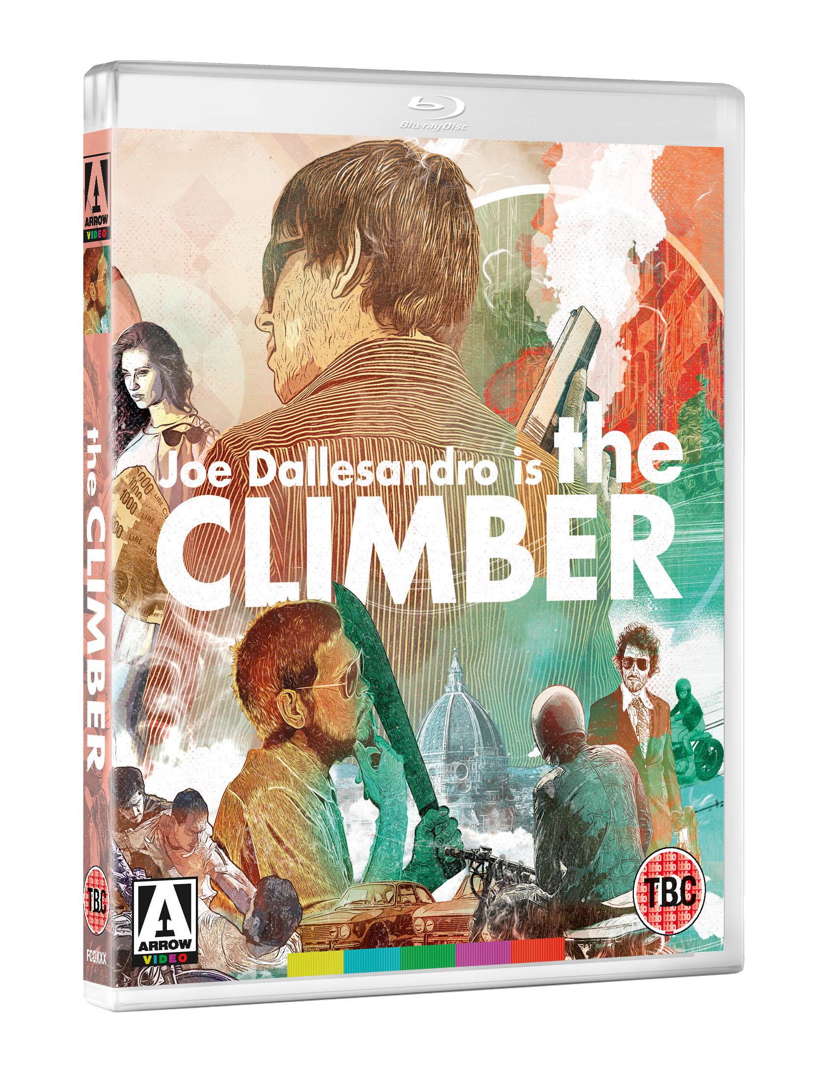 THE CLIMBER 3D BD po6GjNc Arrow Video announce May 2017 releases