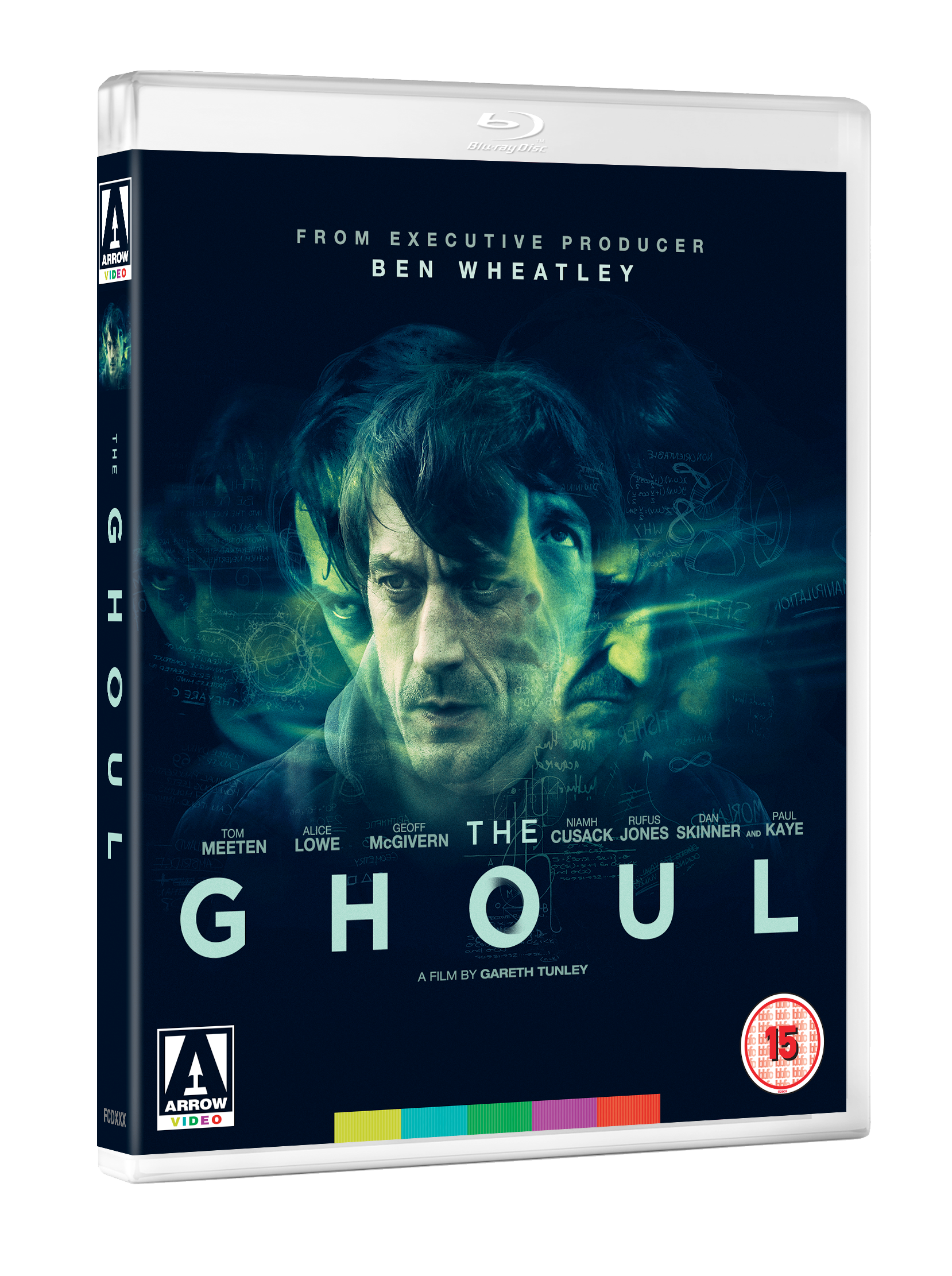 THE GHOUL 3D BD September 2017 line up announced by Arrow Video