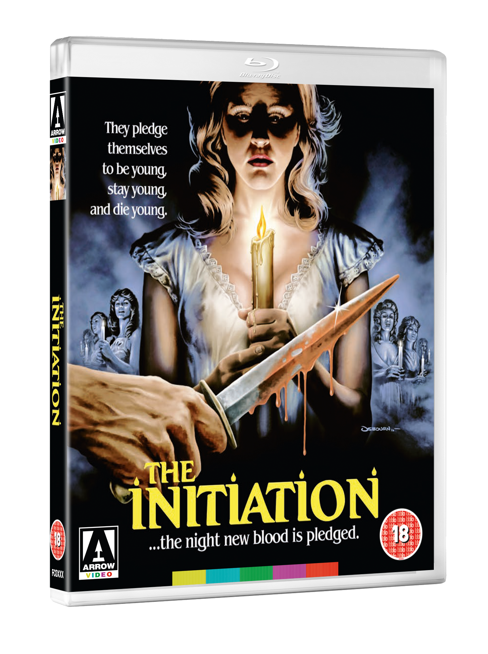 THE INITIATION 3D BD UK XgdRpxV Arrow Video announce November releases