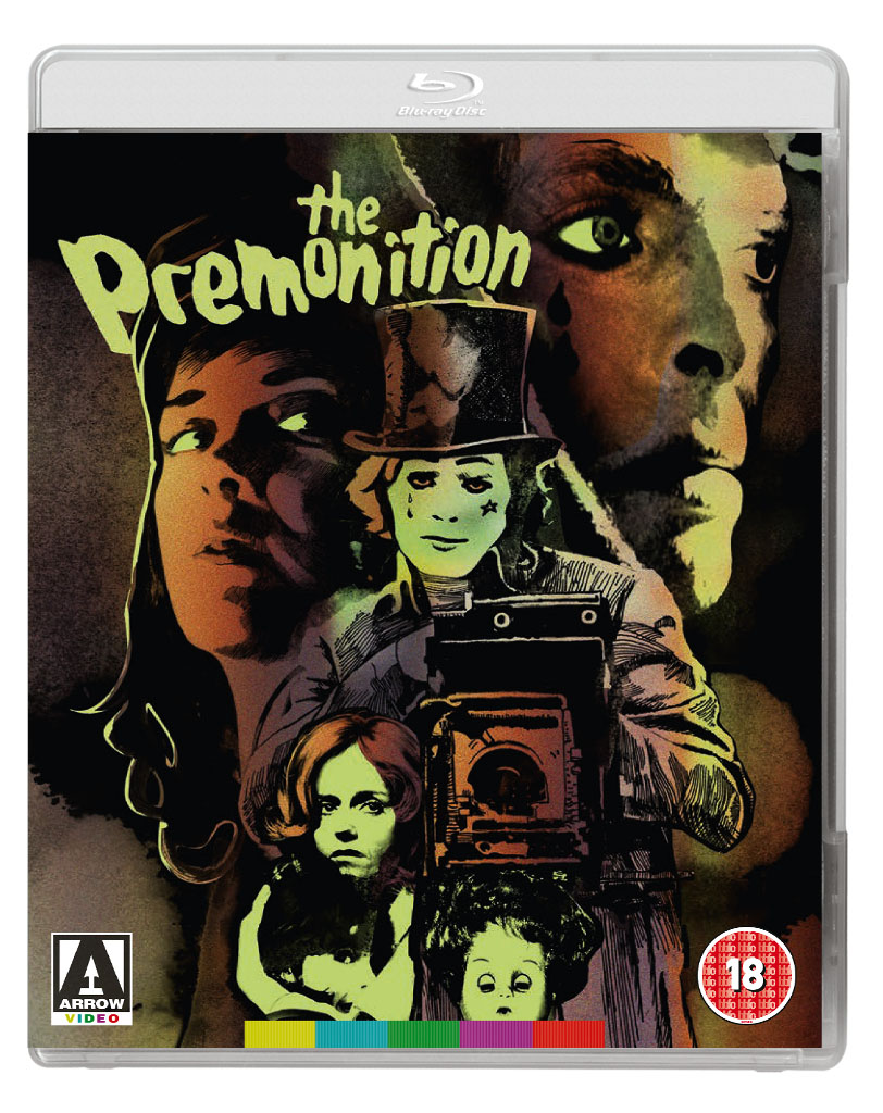 THE PREMONITION 2D BD Arrow Video have a scary Christmas lined up