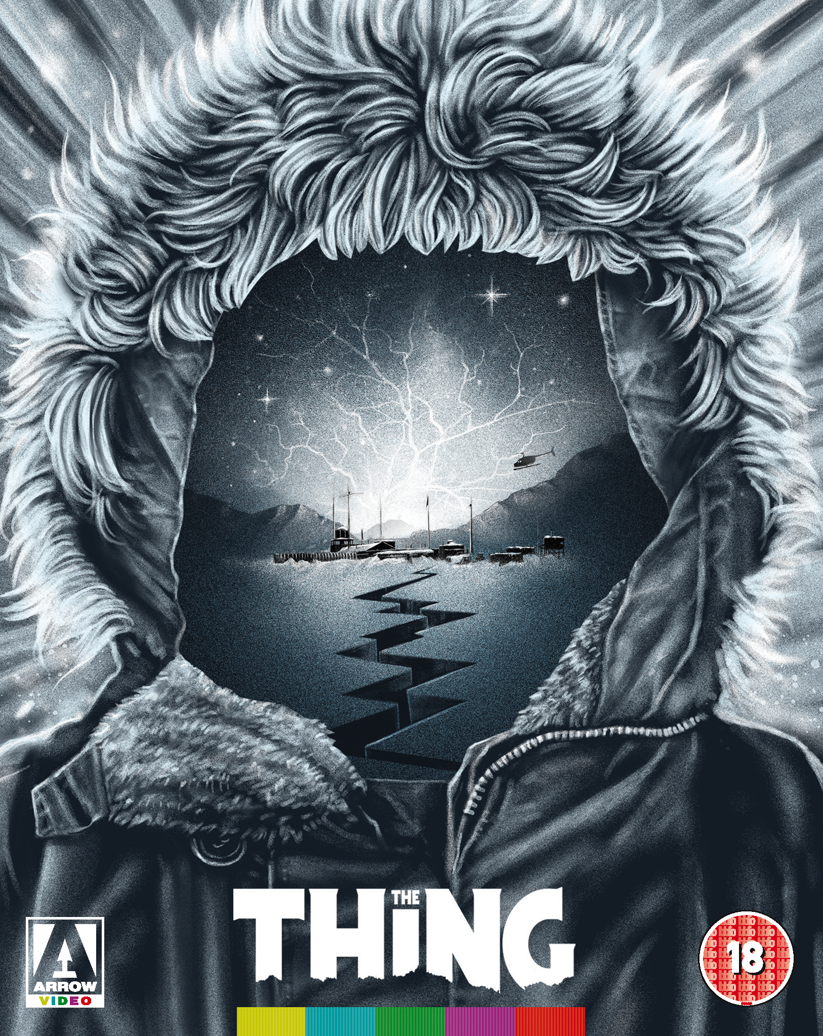 THE THING SLIPCASE UK 2D Arrow Video November 2017 releases announced