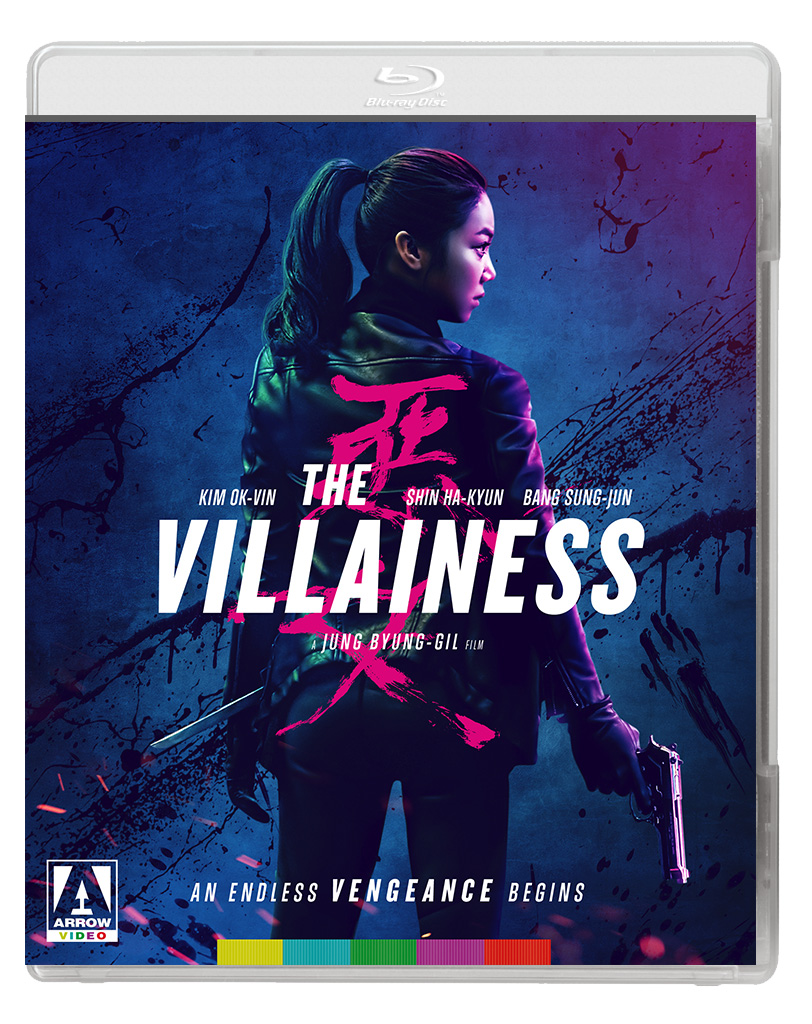 THE Villainess 2D BD Clean mf4aRaZ Arrow Video November 2017 releases announced