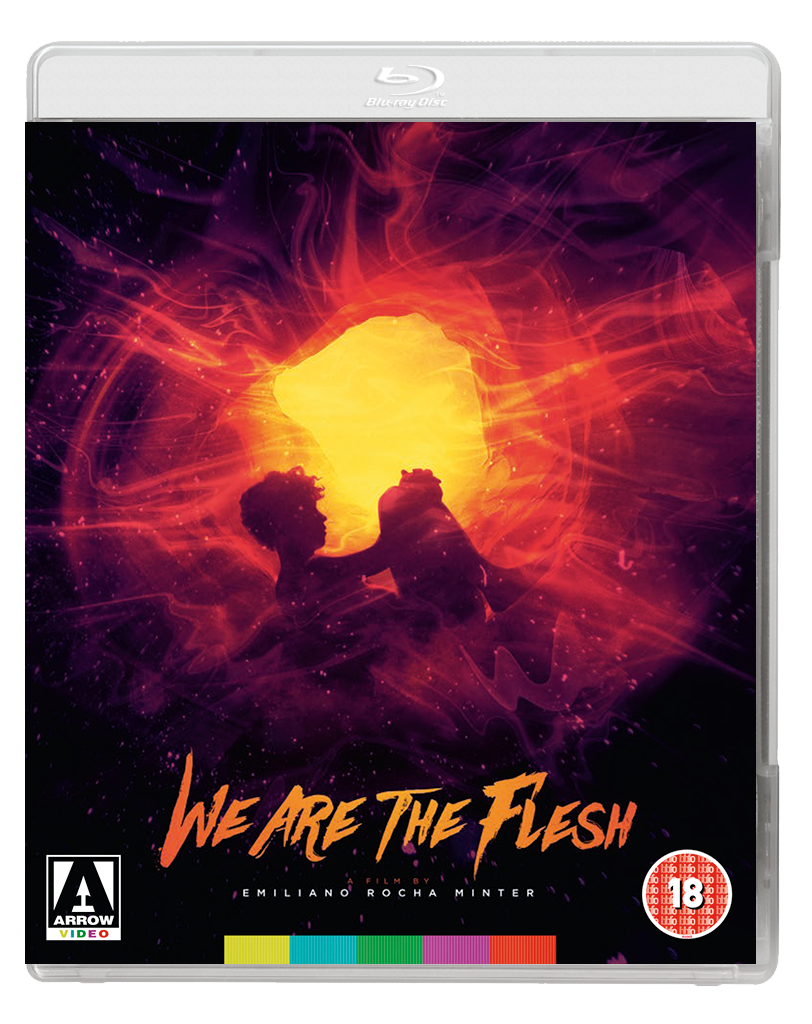 WE ARE THE FLESH 2D BD Arrow Video announce February 2017 releases