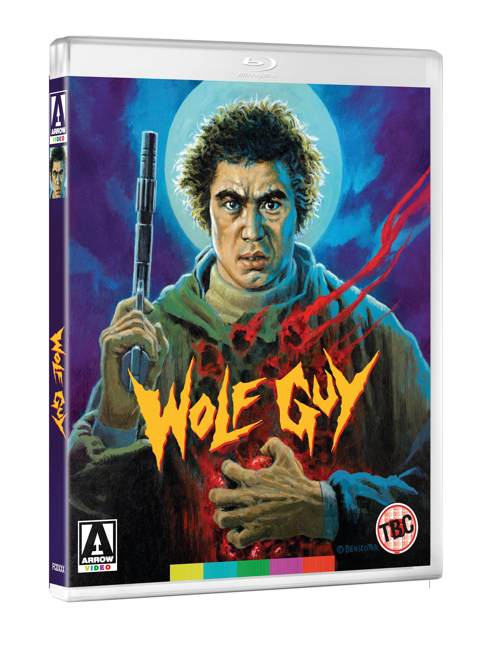 WOLFGUY UK 3D BD Arrow Video announce April 2017 releases