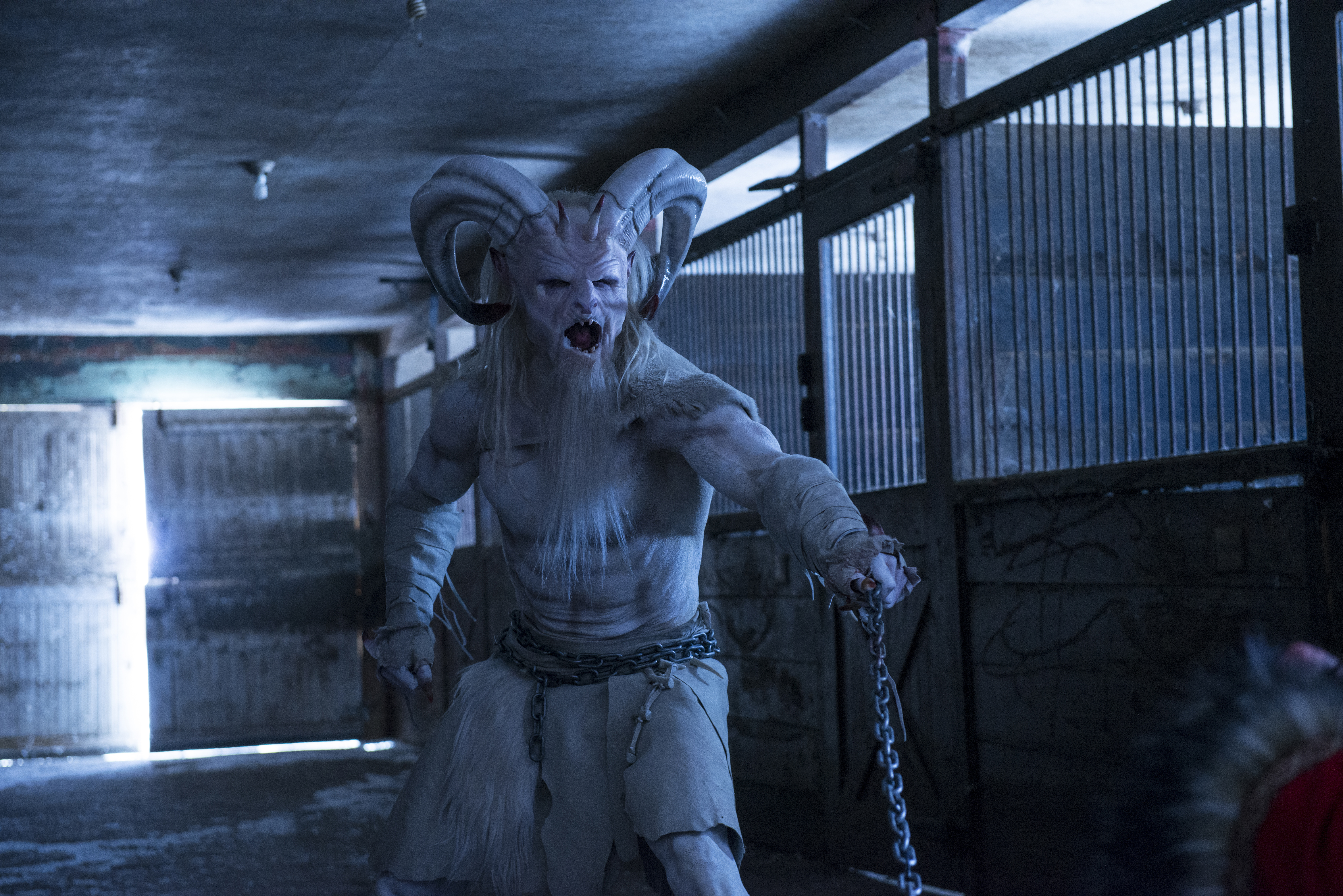 Christmas Horror Story Krampus.A Christmas Horror Story Fetch Publicity