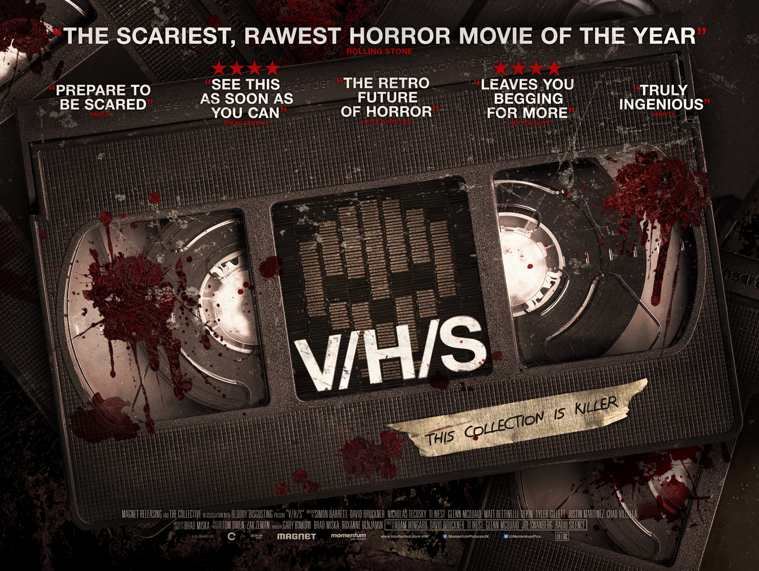 V/H/S Official UK Fanhub