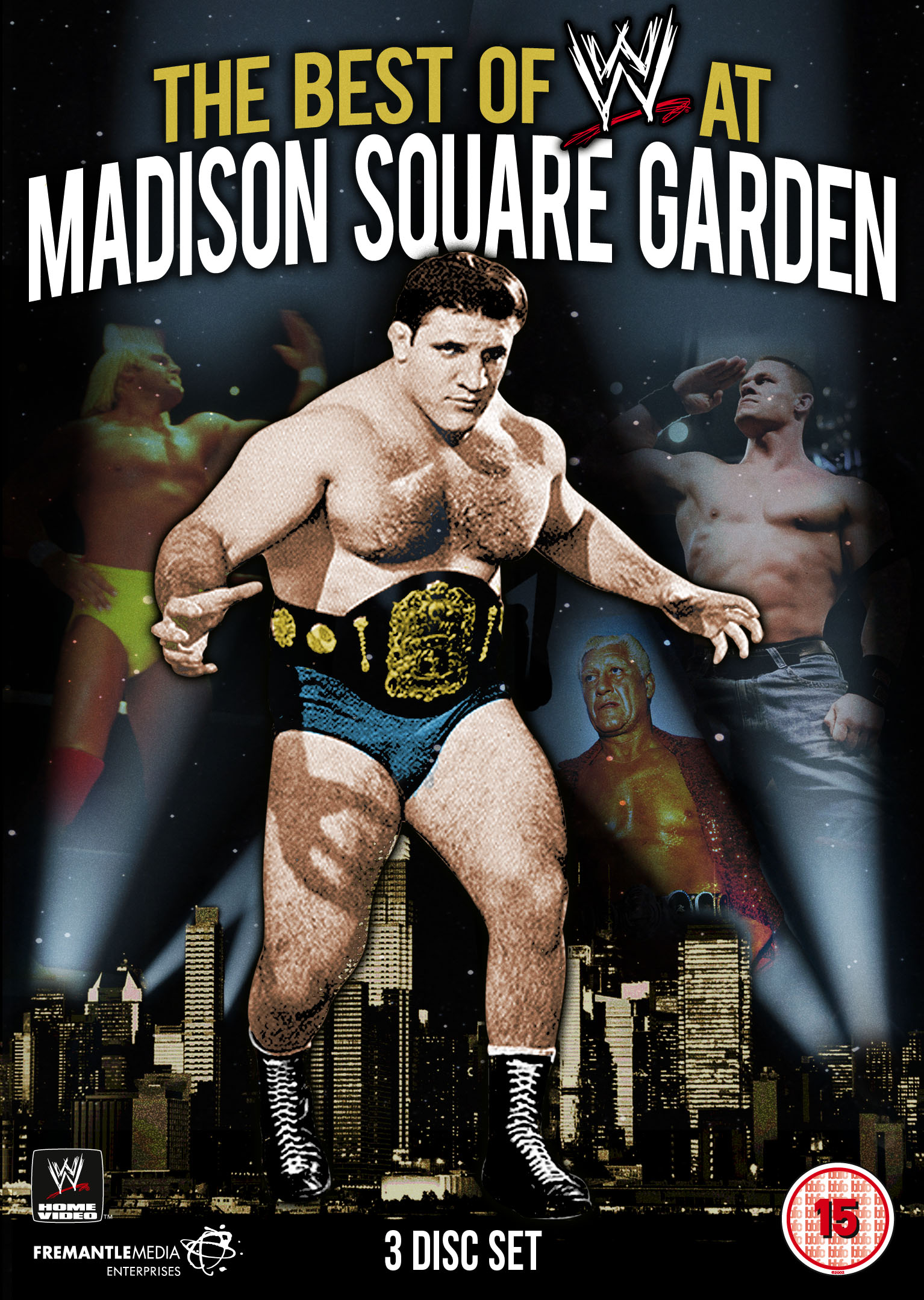 The Best Of WWE At Madison Square Garden - Fetch Publicity