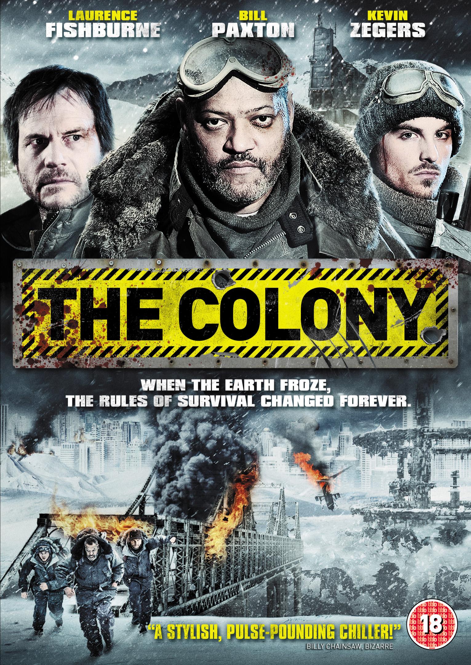 კოლონია (ქართულად) - The Colony / Колония  (2013)