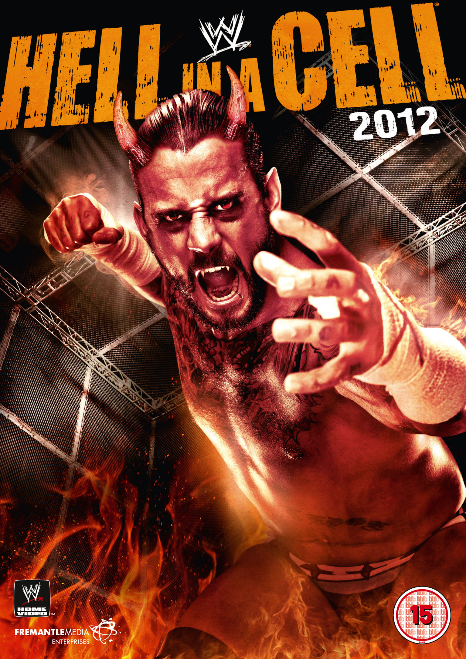 hell in a cell The wwe began advertising a match for their big hell in a cell ppv in san  antonio on monday night during rawthe problem is that event.
